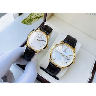 Đồng hồ đôi nam nữ Orient RA-AC0F04S10B RA-NB0104S10B thumbnail