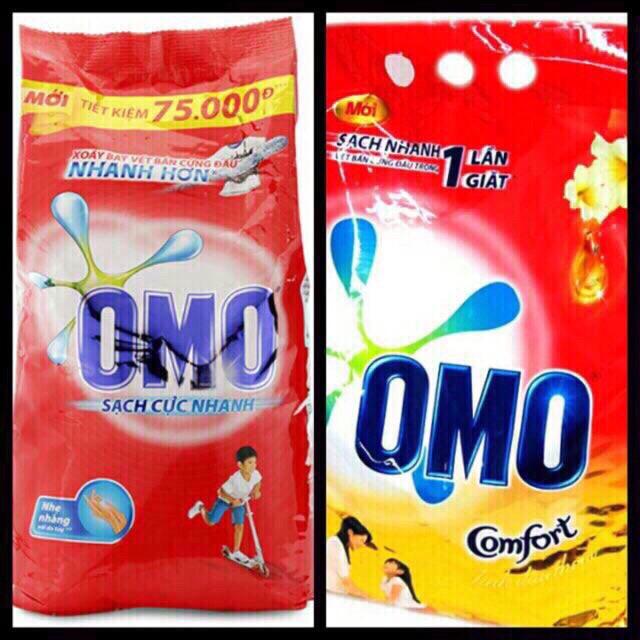 Bột giặt OMO túi 6kg