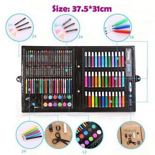 (Sỉ 105k loại 1) Quà tặng ý nghĩa/ Hộp 150 màu họa sĩ nhí siêu to