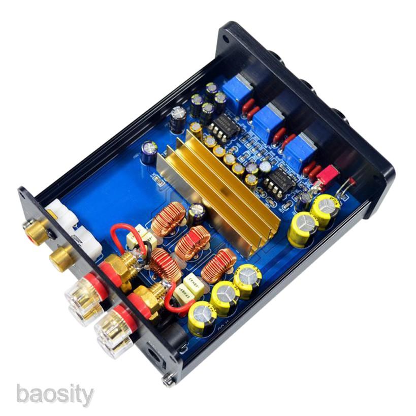 Bo mạch 2 kênh 100Wx2 cho thùng ampli mini lớp D