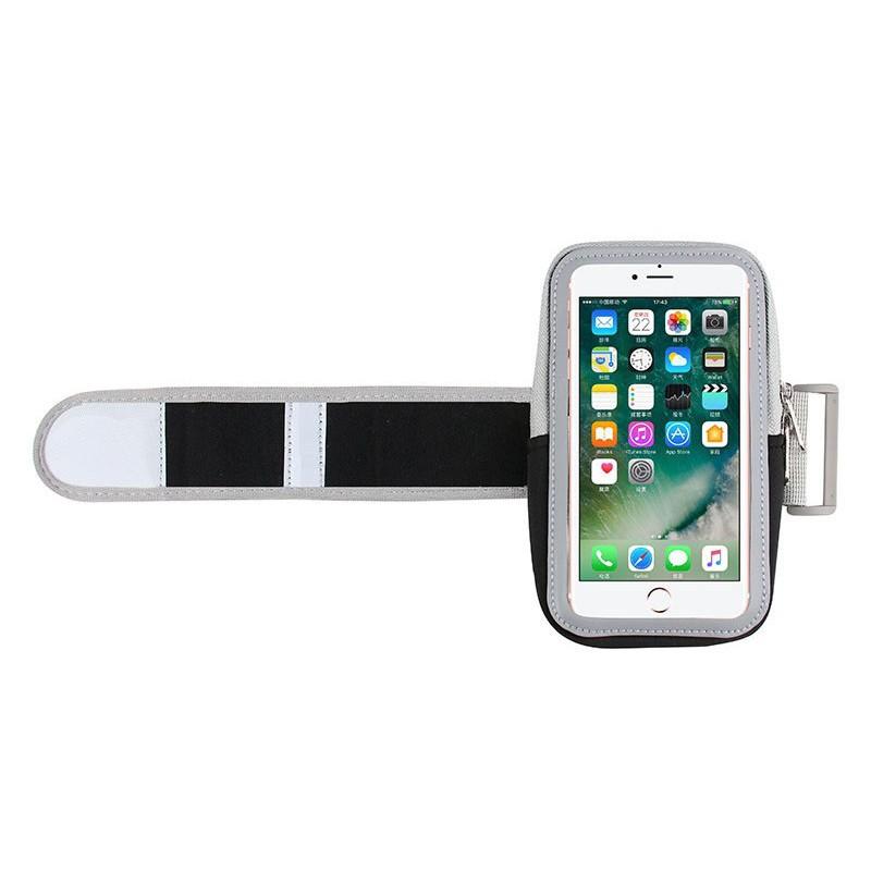 Đai đeo điện thoại chạy bộ, đai đeo điện thoại chống nước cao cấp KICO