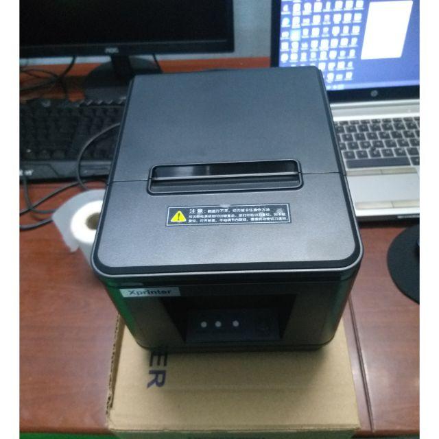 Máy in hóa đơn Xprinter A160 (2019)
