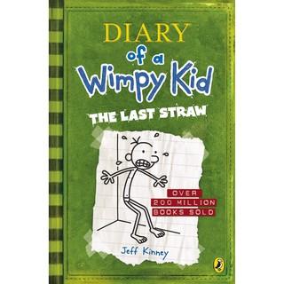 Truyện Nhật Ký Chú Bé Nhút Nhát Tập 3 - Diary Of A Wimpy Kid 03 The Last Straw ( Tiếng Anh) thumbnail