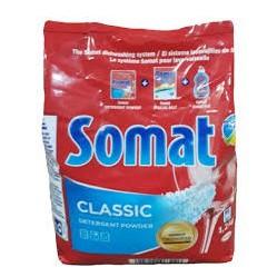 Bột rửa chén/bát - Somat Classic Detergent Powder 1.2kg