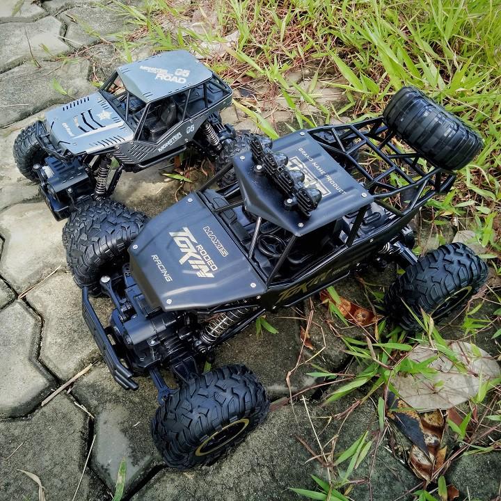Xe địa hình Rock Crawler HADES 4WD 1:12 điều khiển từ x