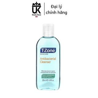 Toner làm sạch và diệt khuẩn cho da dầu mụn T-Zone Clear Pore Antibacterial C 200ml thumbnail