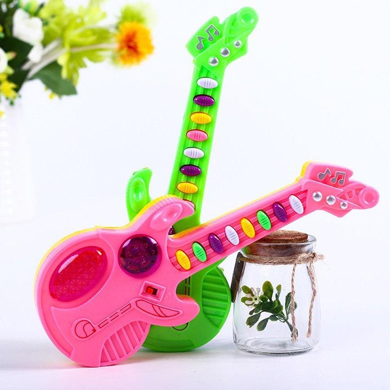 Cây đàn đồ chơi điện từ trẻ em