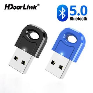 HdoorLink Usb Nhận Tín Hiệu Âm Thanh Bluetooth Hỗ Trợ Phiên Bản 5.0 4.0 Chất Lượng Cao