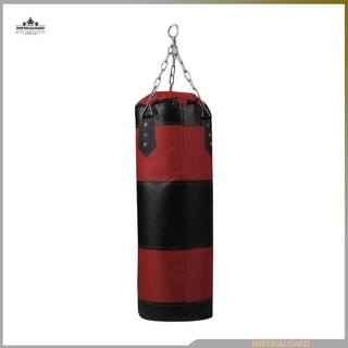 70cm Boxing Empty Punching Sand Bag with Chain Training Practice Martial