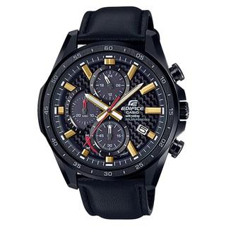 Đồng hồ nam dây da chính hãng Casio EDIFICE EQS-900CL-1AVUDF