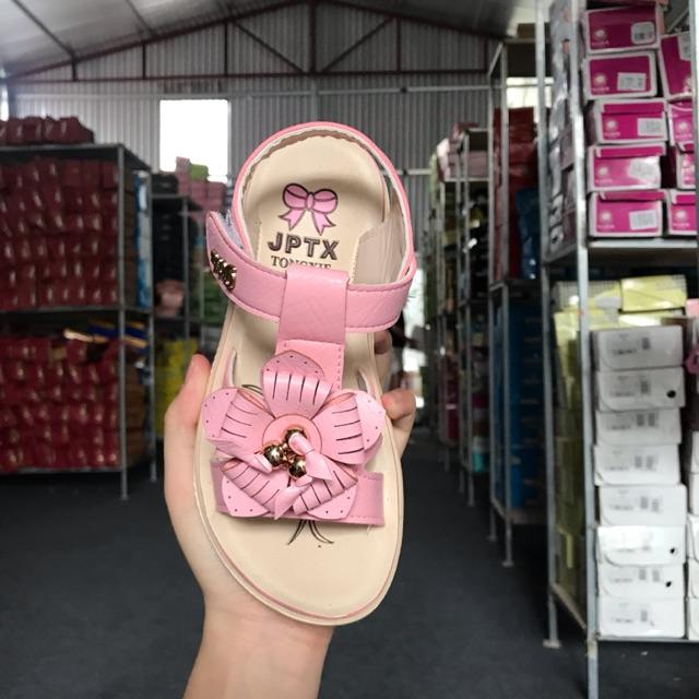 Sandal hồng dành cho bé gái (msp B11)