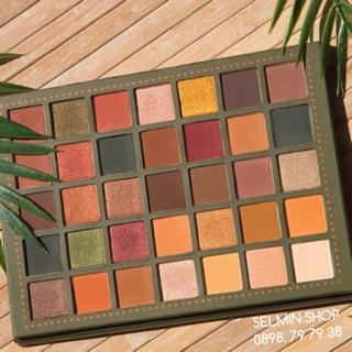 Phấn Mắt Olivia Beauty Creation [Tặng Son Lì 60k Inb Chọn Màu] - Eyeshadow Palette thumbnail