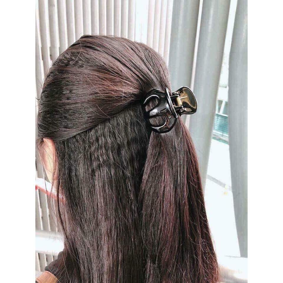 Kẹp tóc càng cua loại to hot hit Thái Lan 3 màu