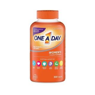 Viên uống bổ sung One A Day bổ sung toàn diện cho Nữ dưới 50 tuổi