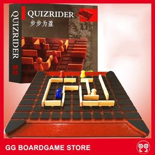 Quoridor (Quizrider) – Đồ chơi trí tuệ