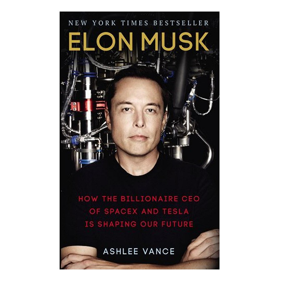 Sách - Elon Musk: How The Billionaire CEO Of Spacex And Tesla Is Shaping Our Future - 3464810 , 1233327704 , 322_1233327704 , 192000 , Sach-Elon-Musk-How-The-Billionaire-CEO-Of-Spacex-And-Tesla-Is-Shaping-Our-Future-322_1233327704 , shopee.vn , Sách - Elon Musk: How The Billionaire CEO Of Spacex And Tesla Is Shaping Our Future