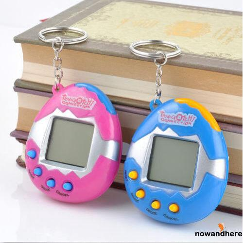 EEW-New Nostalgic Pets in One Virtual Cyber Pet Toy Funny Tamagotchi(Random