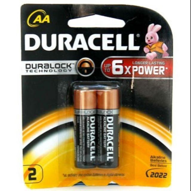 Pin Duracell AA và AAA