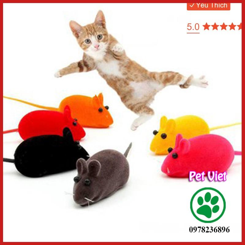Chuột Kêu Chíp Chip Cho Chó Mèo