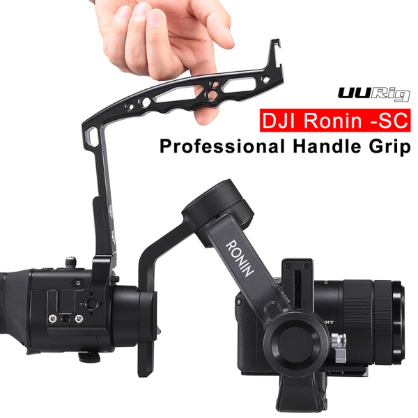 Ulanzi DH12 Handheld Hand Grip Camera Stabilizer Gimbal for Dji Ronin SC Mount Handle Holder Grip