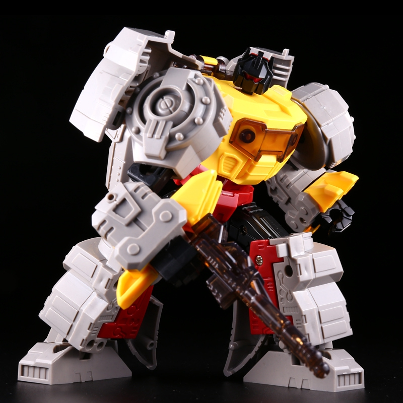 ☫๑✎✅ cool variable bao kbb deformed toy King Kong 5 assembled cable Tyrannosaurus rex dinosaur Robot Boy children model