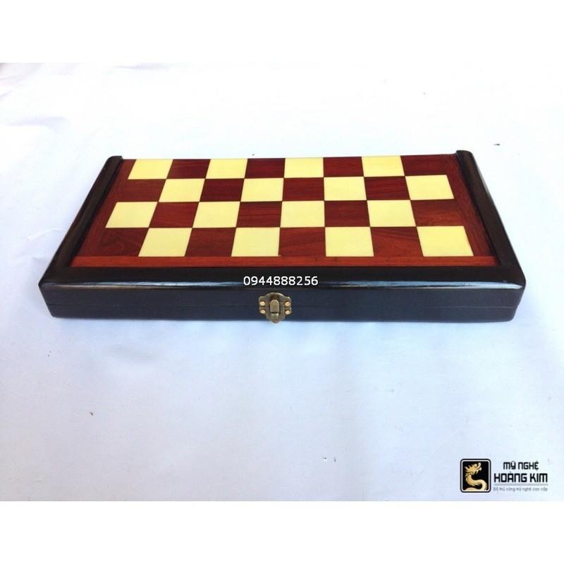 bàn cờ vua gô hương