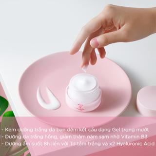 Hình ảnh Bộ sản phẩm đánh thức làn da trắng hồng (CC Serum 40g+White Beauty Glow Gel Cream 50g+White Beauty Lotion 200ml)_95133-5