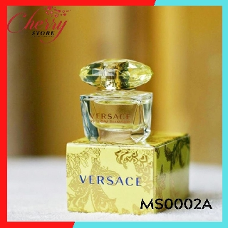 Nước Hoa Nữ [FREESHIP] VERSACE YELLOW DIAMOND edt 5ml MS0002A