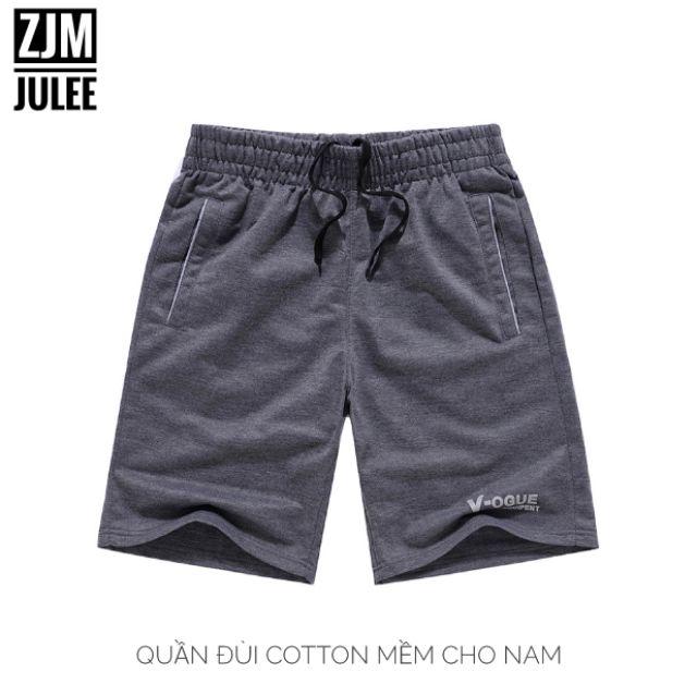 Quần đùi - quần short nam cotton mềm thoáng mát