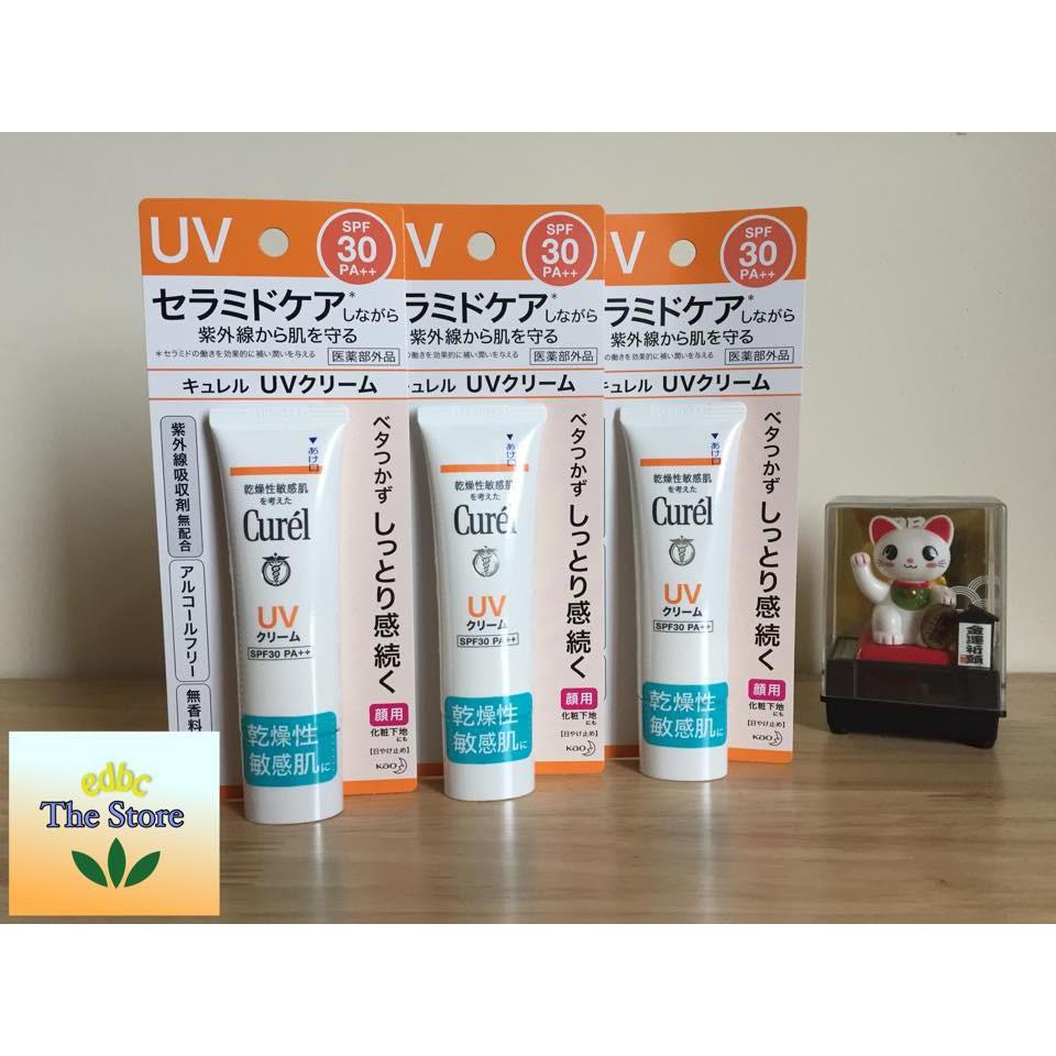 Kem dưỡng ẩm Ceramide Care + UV