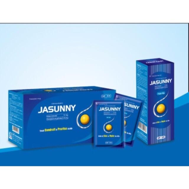 ✅ (CHÍNH HÃNG) Chai JASUNNY điều trị gàu - 2667870 , 690699527 , 322_690699527 , 57000 , -CHINH-HANG-Chai-JASUNNY-dieu-tri-gau-322_690699527 , shopee.vn , ✅ (CHÍNH HÃNG) Chai JASUNNY điều trị gàu