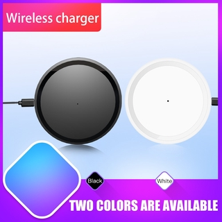 Magnetic Wireless Charger Fast Charging White For iphone12 Huawei Samsung Xiaomi
