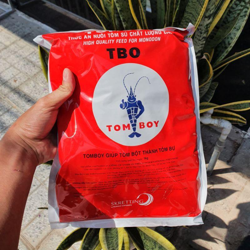 [Mã 1510FMCGSALE giảm 8% đơn 500K] Cám Tomboy Thức Ăn Cho Cá Cảnh Và Tôm - Chiết lẻ 500gr và 1kg
