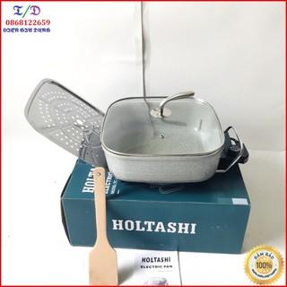 Chảo lẩu điện đa năng Holtashi TC2015 3F ( chảo đá)
