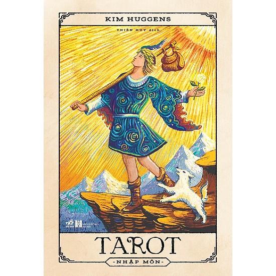 Sách - Tarot Nhập Môn (Tái Bản)