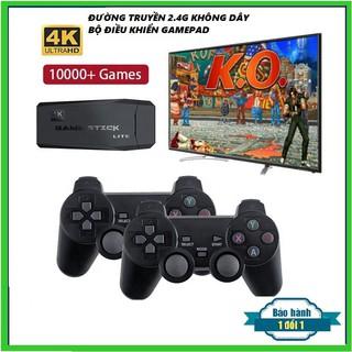 Máy chơi game, máy chơi trò chơi cho trẻ em PS3000 4K Ultra Hd Game Stick - Máy chơi game không dây - tich hợp 3000 game thumbnail