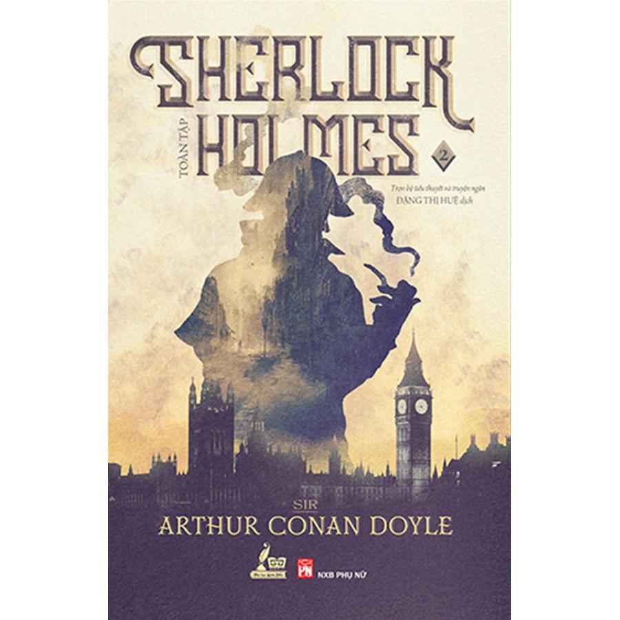 Sách - Sherlock Holmes Tập 2- 8935212310123