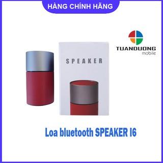 [Mã ELFLASH5 giảm 20K đơn 50K] Loa Bluetooth Mini Cầm Tay Nhỏ Gọn Có Móc Treo Kết Nối Không Dây Nghe Nhạc Hay SPEAKER I6