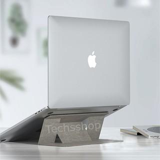 Đế tản nhiệt laptop gấp gọn - Giá đỡ tản nhiệt laptop vô hình, cho máy tính xách tay,ipad thumbnail