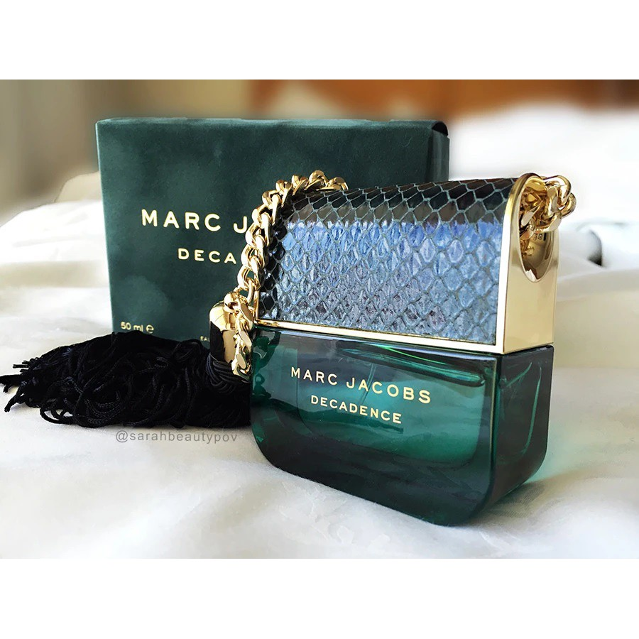 [mẫu thử 0.33oz] Nước hoa nữ Marc Jacobs Decadence