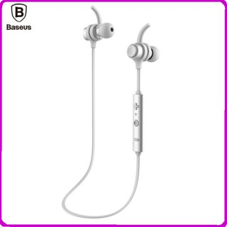 Sản phẩm Tai nghe thể thao Bluetooth nhãn hiệu Baseus NGB16-02 Khả năng kết nối cùng lúc 2 thiết bị ..
