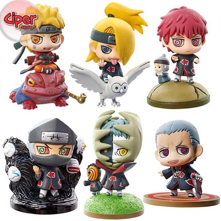 Bộ 6 nhân vật Naruto mẫu 4 - Mô hình Naruto - CP0841 - 2996884 , 1107881980 , 322_1107881980 , 279000 , Bo-6-nhan-vat-Naruto-mau-4-Mo-hinh-Naruto-CP0841-322_1107881980 , shopee.vn , Bộ 6 nhân vật Naruto mẫu 4 - Mô hình Naruto - CP0841