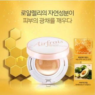 Hot Phấn nước Airfrais Essential Cushion tông sáng 21 thumbnail