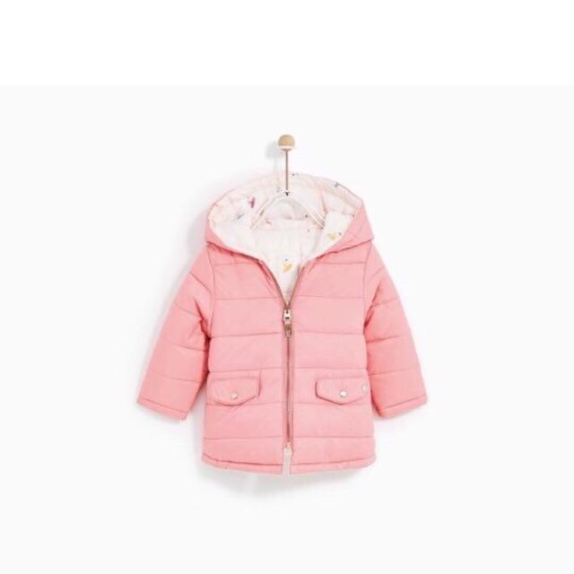 Áo ấm zara cho bé gái