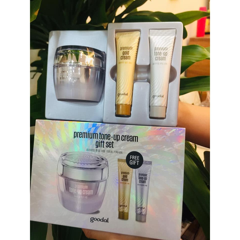 [MẪU MỚI] Set Kem Dưỡng Trắng Da Cao Cấp Goodal Premium Snail Tone Up Cream Special Set Chiết Xuất Ốc Sên - 23026780 , 1810303404 , 322_1810303404 , 340000 , MAU-MOI-Set-Kem-Duong-Trang-Da-Cao-Cap-Goodal-Premium-Snail-Tone-Up-Cream-Special-Set-Chiet-Xuat-Oc-Sen-322_1810303404 , shopee.vn , [MẪU MỚI] Set Kem Dưỡng Trắng Da Cao Cấp Goodal Premium Snail Tone