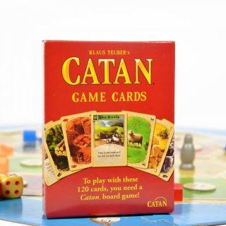 The Settlers of Catan _ Bộ trò chơi thương thuyết trí tuệ _ Kèm ảnh thật