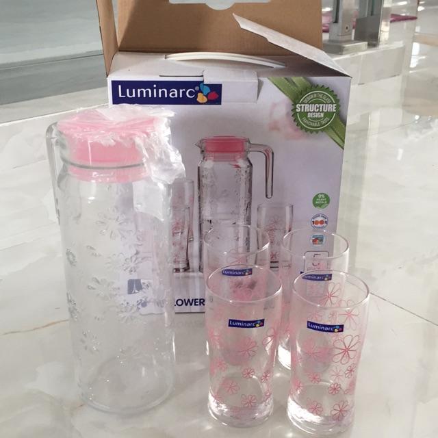 Bộ bình ly luminarc