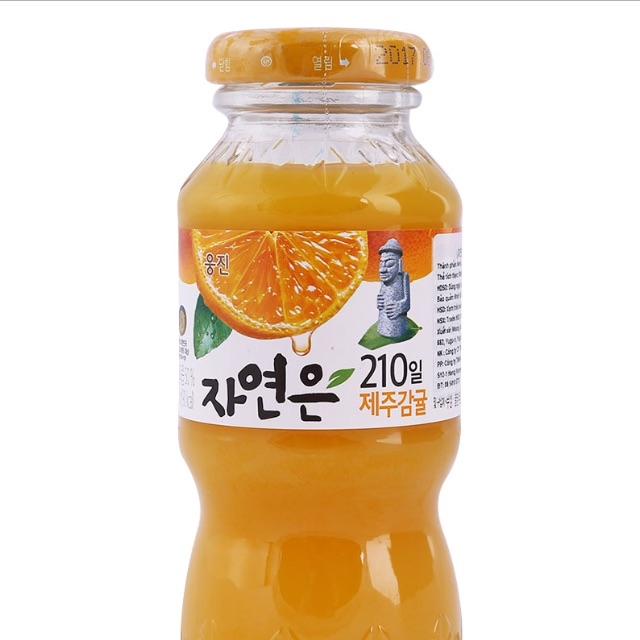 Nước quýt Woongjin 180ml