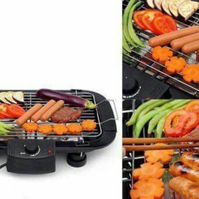 Bếp nướng không khói Electric Barbecua