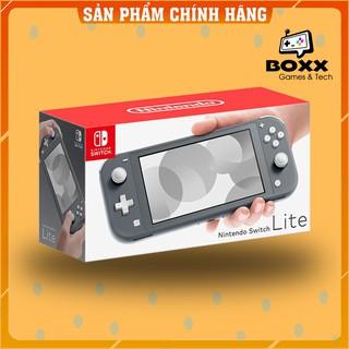Máy chơi game Nintendo Switch Lite - Màu Yellow, bảo hành 12 tháng kèm quà tặng thumbnail